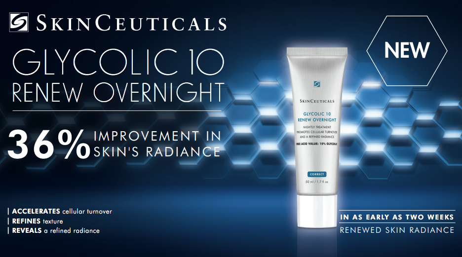 Gylcolic 10 Renew Overnight