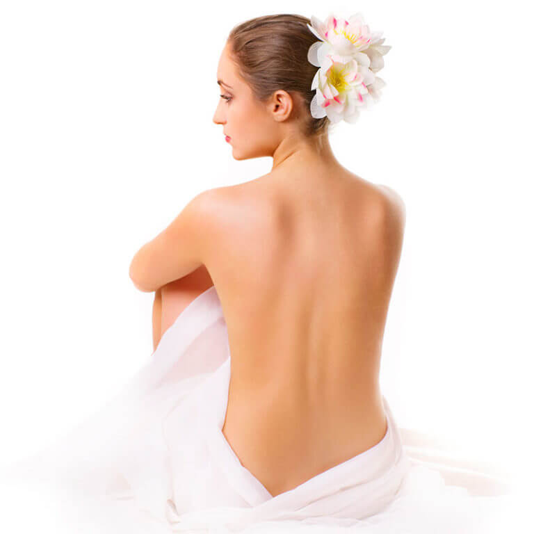 Acne on your back? Clear back acne fast with lasers