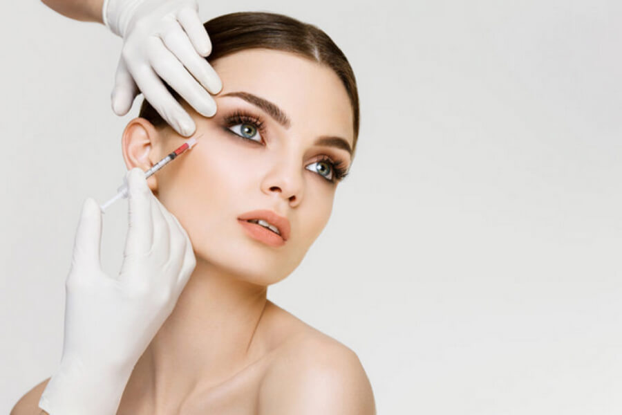 HA-based Dermal Fillers: Facial Contouring and Rejuvenation
